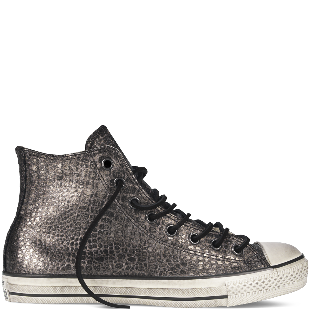 Converse By John Varvatos Reptile silver/turtledove