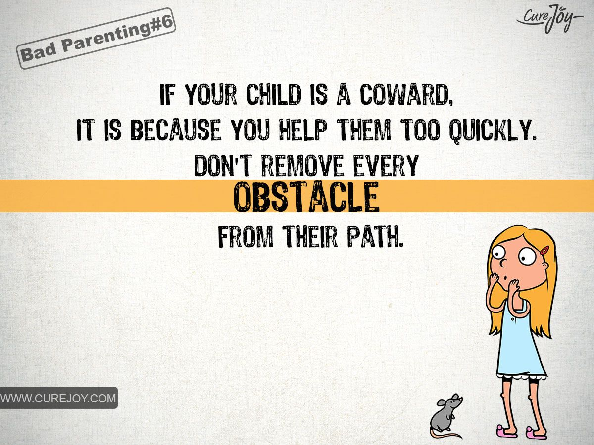 Signs Of Bad Parenting: Are You One of Them?