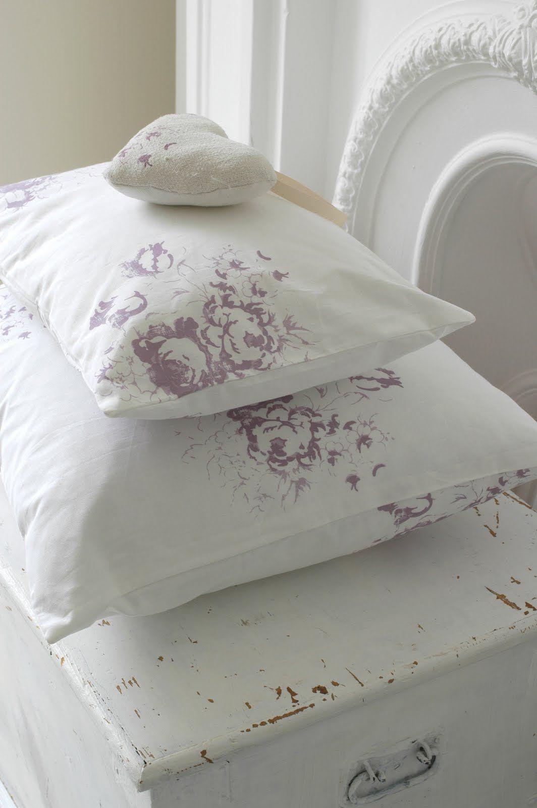 Sweet dreams ... | pillows | Pinterest | Lavande, Parure et Jardins ...