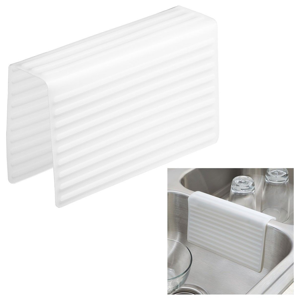 Interdesign Lineo Silcone Kitchen Sink