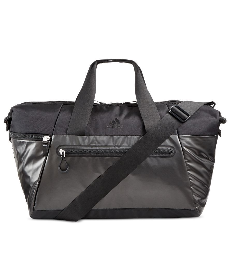 42bdc7c218dd This built-to-last Studio duffel bag from adidas has all the features you  need for life on the go.