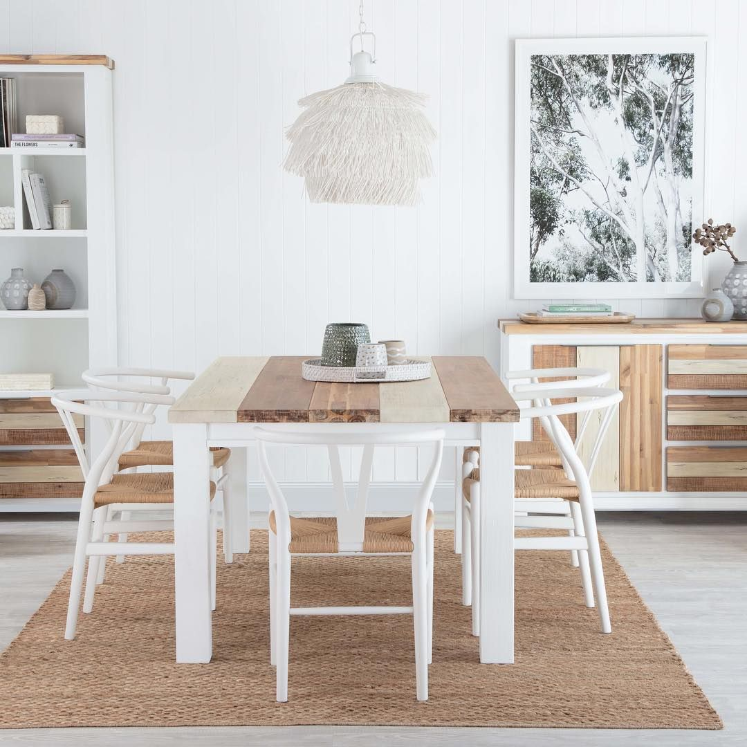 Oz Design Furniture On Instagram Contrasting Timber Tones Create A Vibrant Dining Space Tap To Shop Our Halifax Collect Oz Design Furniture Furniture Dining