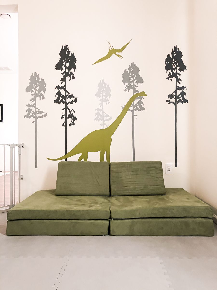 Nugget Couch Bamboo - UC Furniture