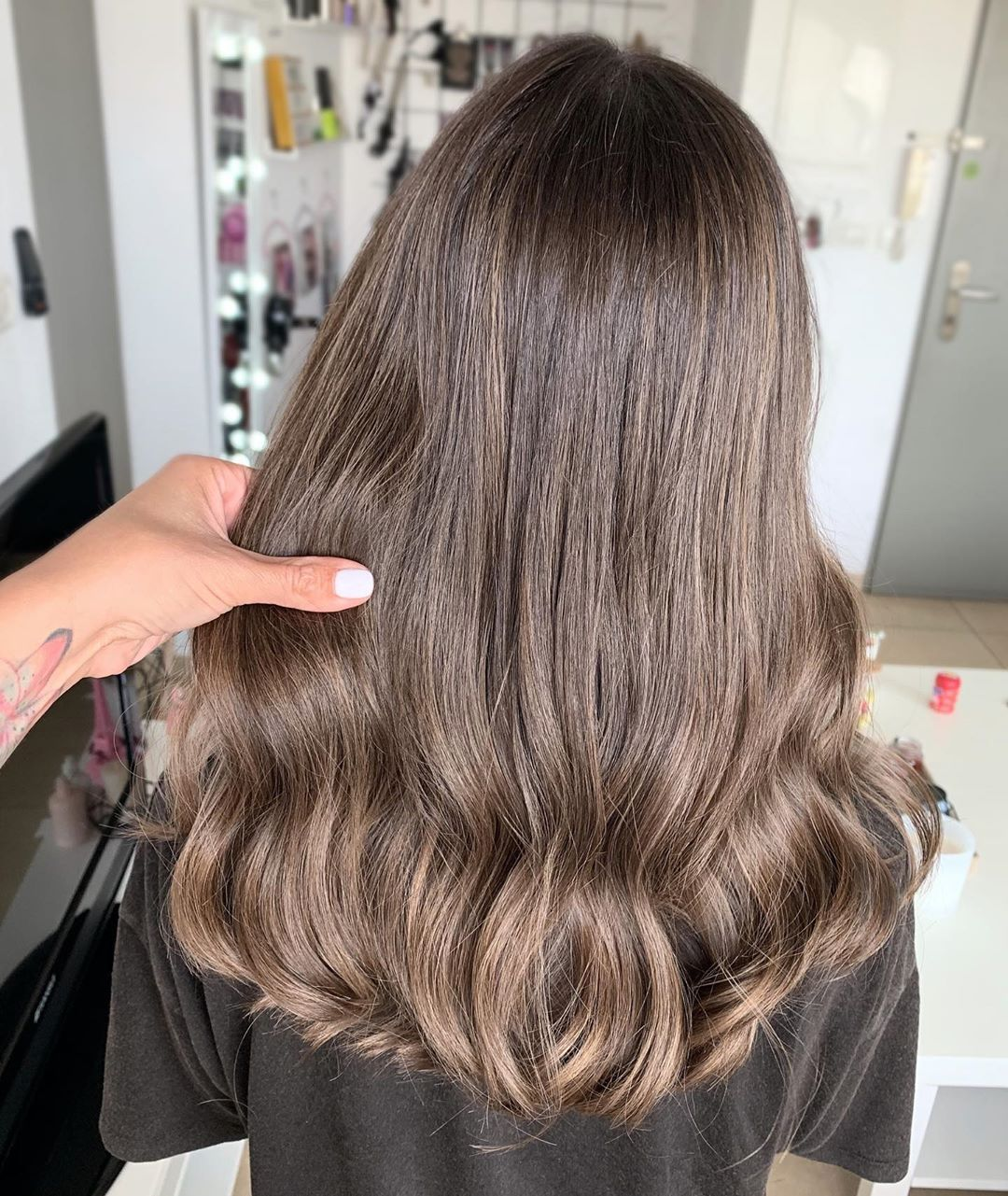Tom Hair Color For Morena Skin Hair Color For Morena Hair Color Rose Gold