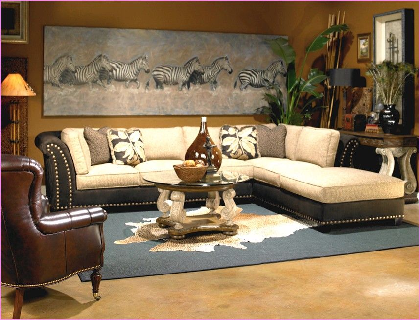 African Living Room Designs Enchanting Decorate The Safari Living Room Decor Of A Baby For Your Home Decorating Inspiration