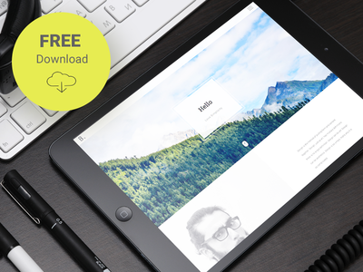 Bodo  Free Responsive Html Personal Template  Bodo And Template
