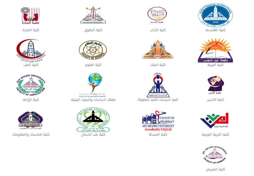 نتائج جامعة عين شمس 2019 University Result Map University