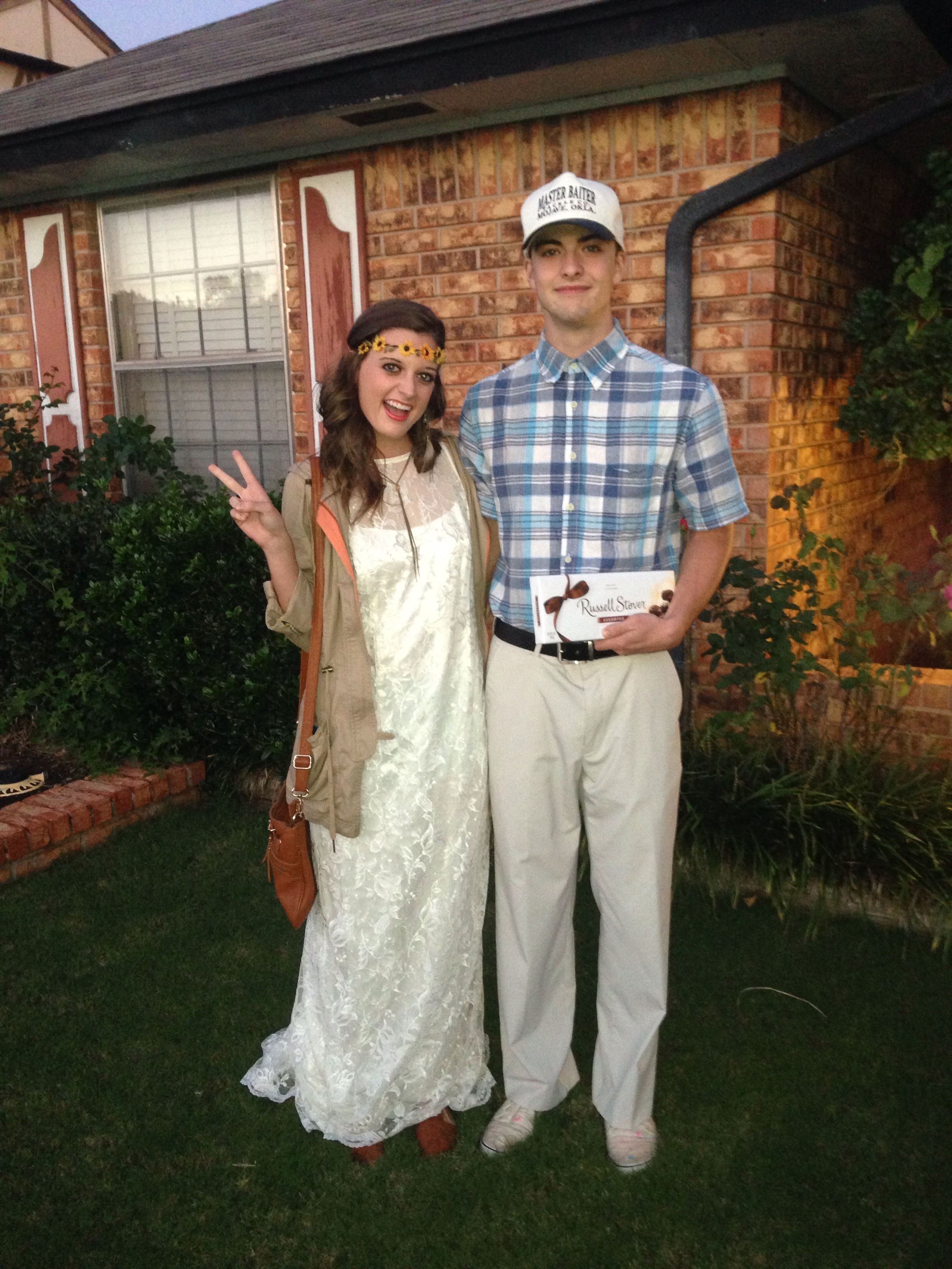 Forrest Gump and Jenny Halloween! | Typical Pinterest ...