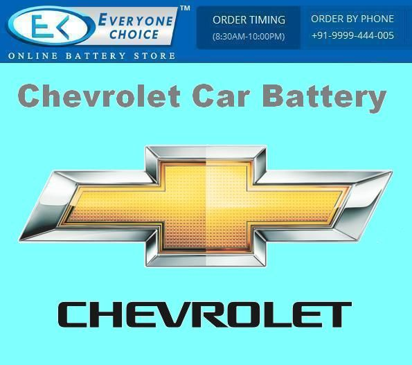Buy Chevrolet Car Battery Online,Chevrolet Car Battery Price Of Exide,AC  Delco,Amaron,SF Sonic