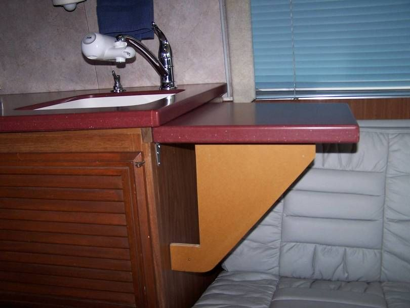 Drop Leaf Extension Countertops Extensions Storage