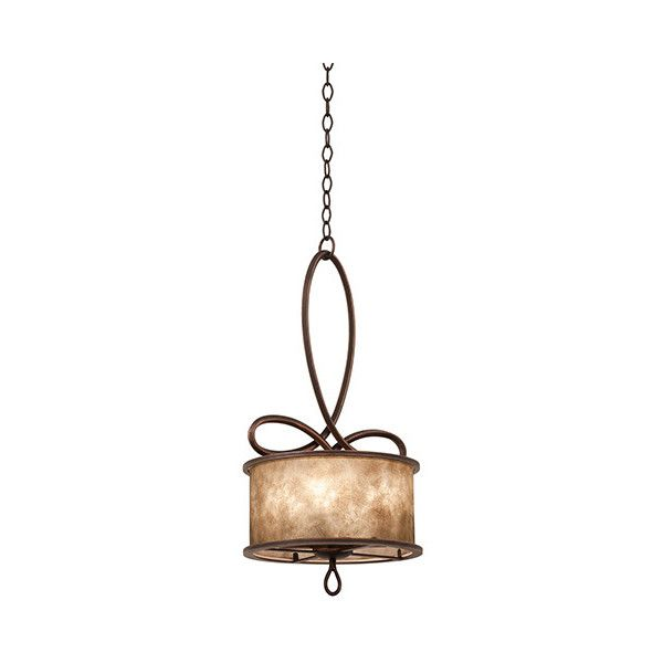 kalco lighting whitfield antique copper fivelight pendant 323 liked on polyvore