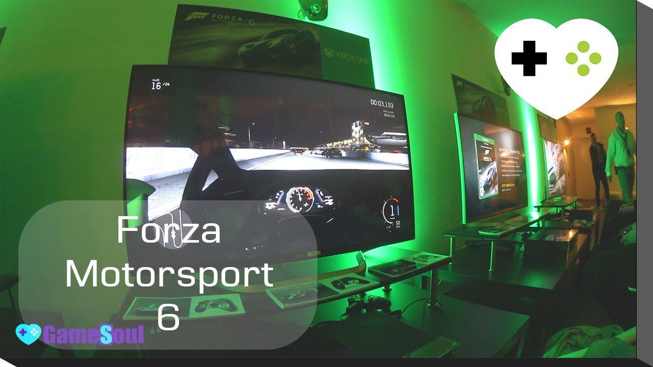 Forza Motorsport 6 - Anteprima e gameplay | gamescom 2015