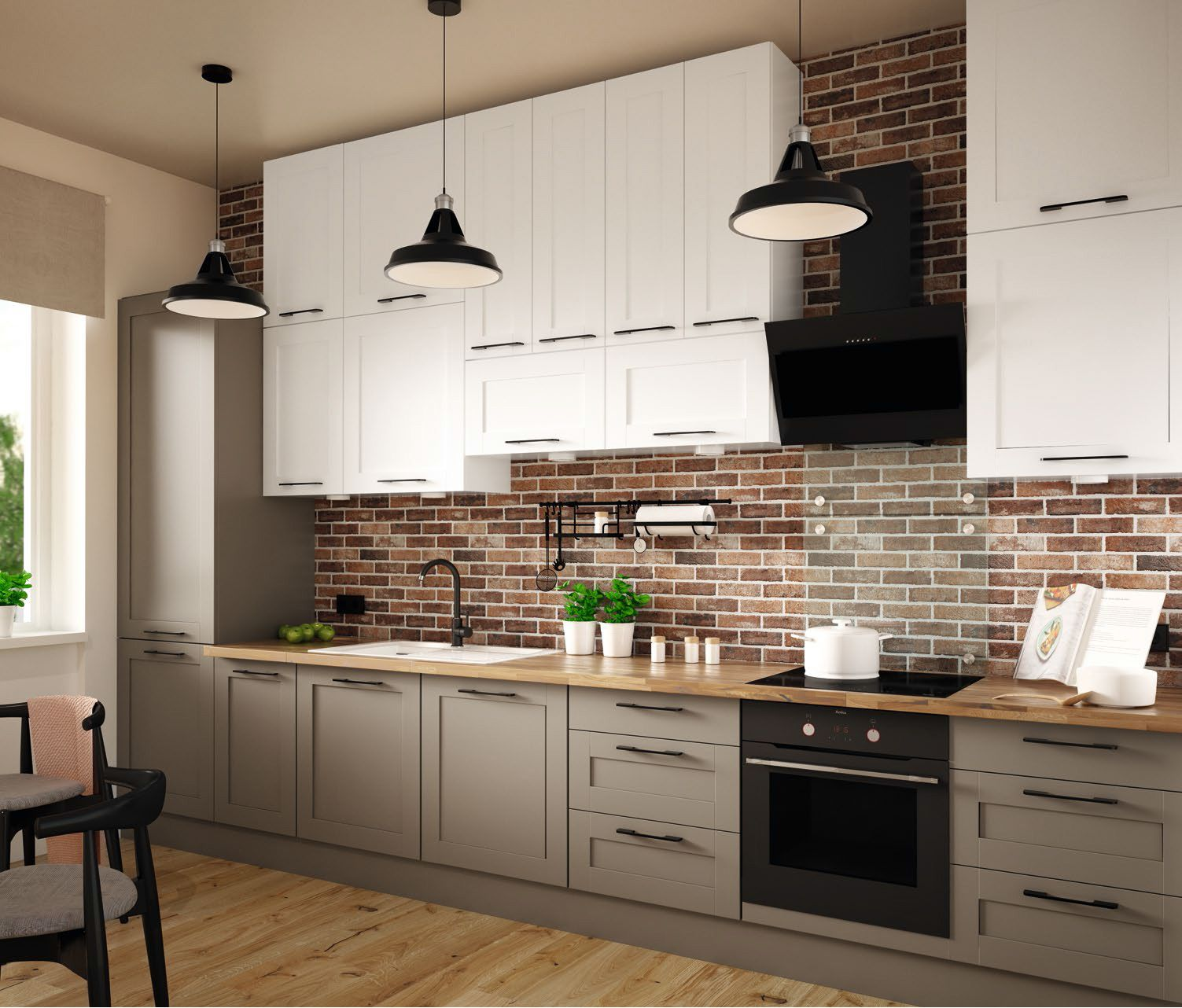 Co To Za Kolor Taupe Z Czym Laczyc Taupe We Wnetrzach Learning From Hollywood Home Decor Kitchen Kitchen Cabinets