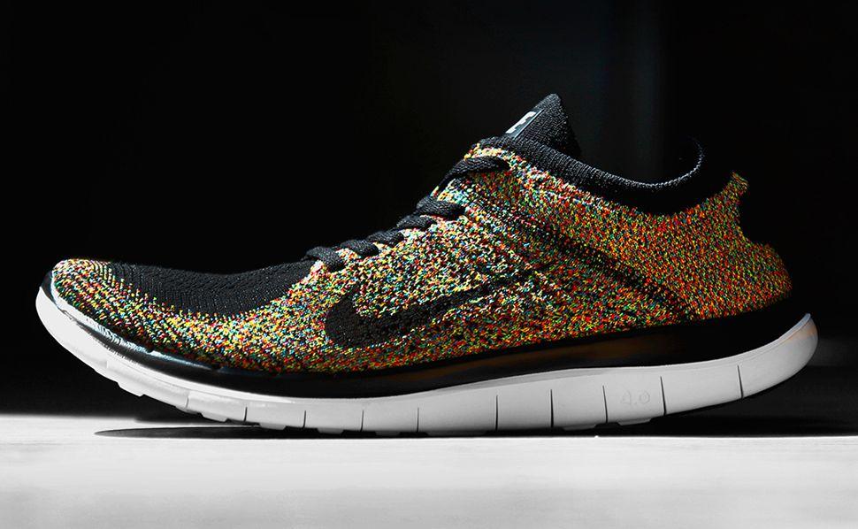 "Nike Free Flyknit 4.0 ""Multicolor"" | NiceKicks.com"