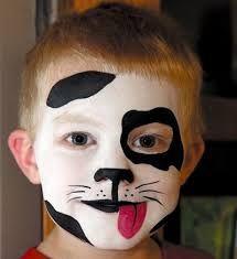 Resultado De Imagen Para Pintar La Cara De Animales Maquillaje