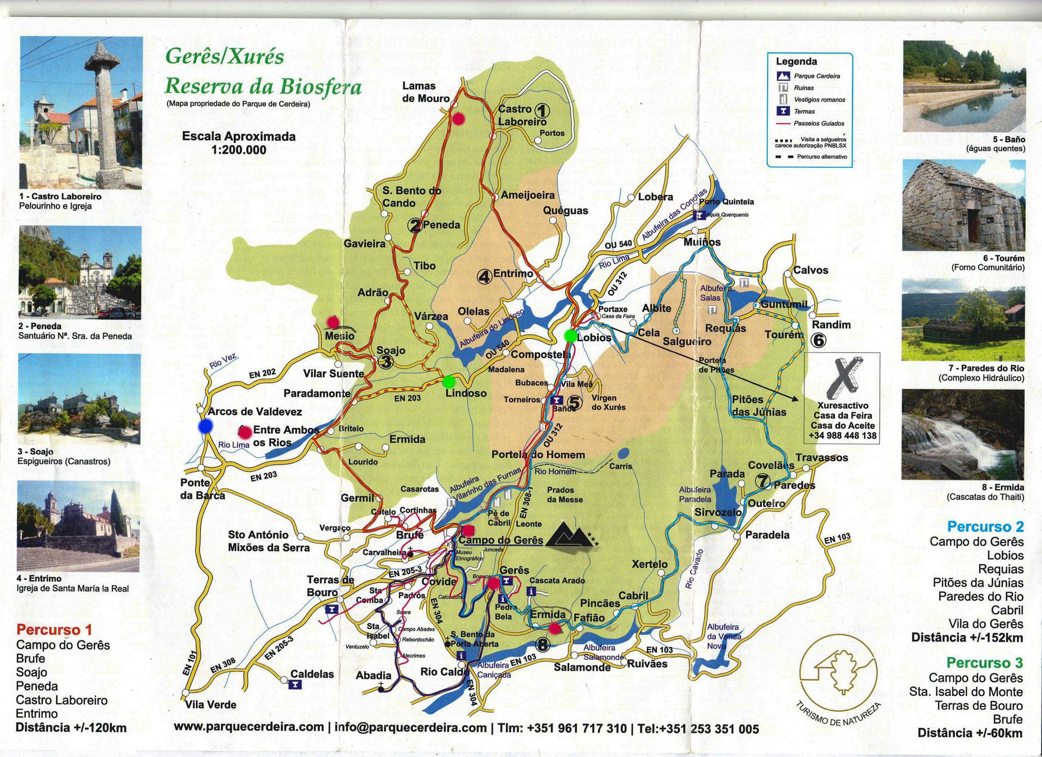 Parc De Geres In 2020 National Parks Map Father Photo