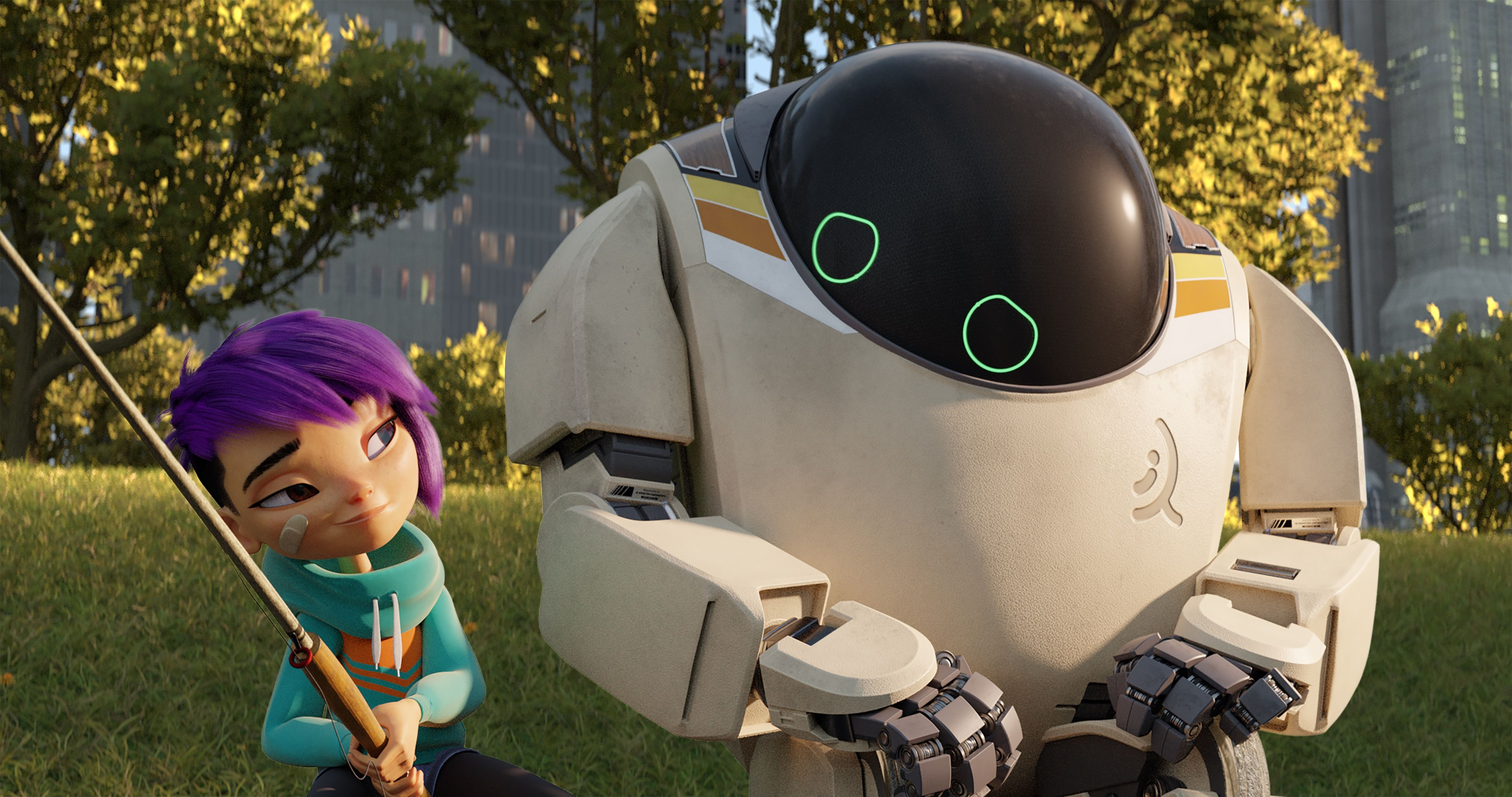 'Next Gen' Netflix's 30Million Animated Pickup Taps the