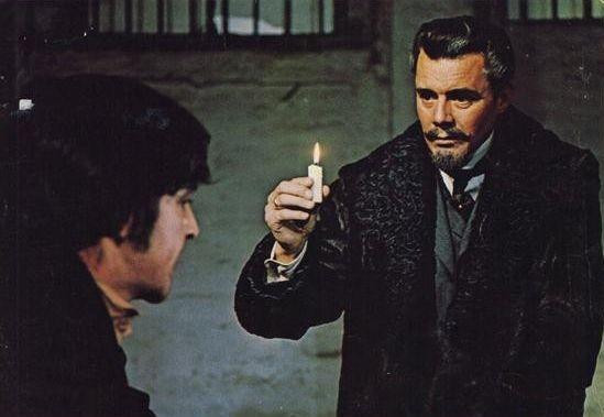 The Fixer(1968) Alan Bates  , Dirk Bogarde