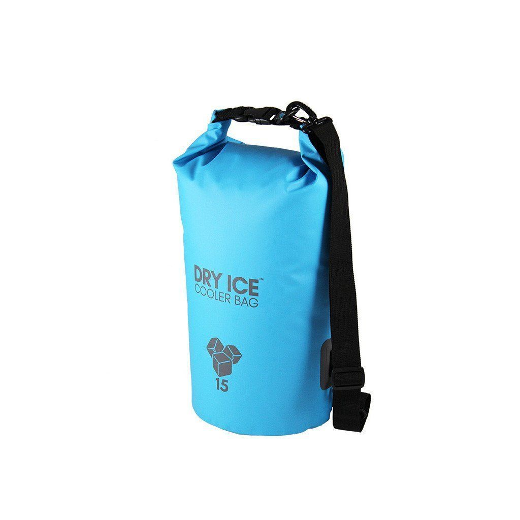 Dry ice classic waterproof ice cooler insulated bag