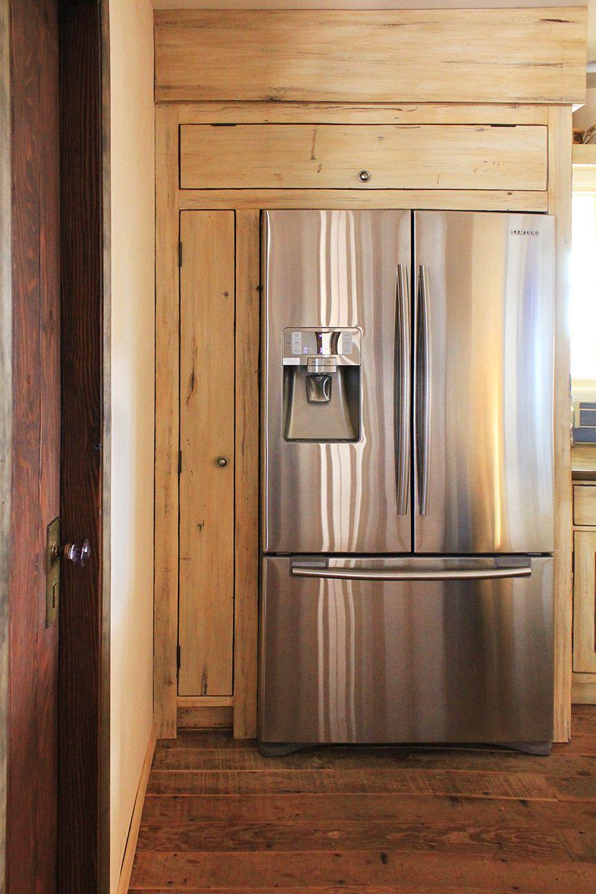 Santa Fe Custom Kitchen La Puerta Originals Custom Kitchens Design Custom Kitchen Island Rustic Kitchen Cabinets