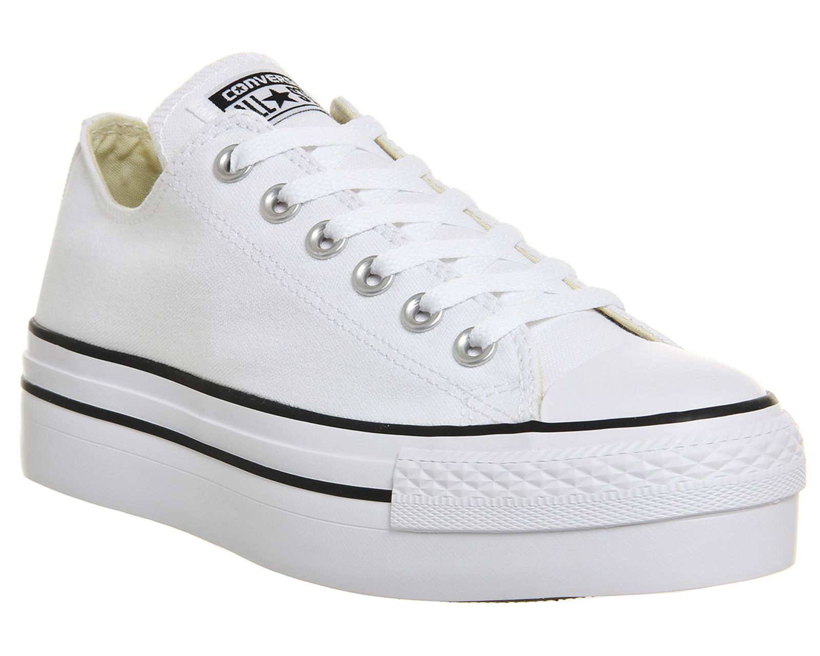 All Star Low Platform | Converse, Converse all star, Shoes