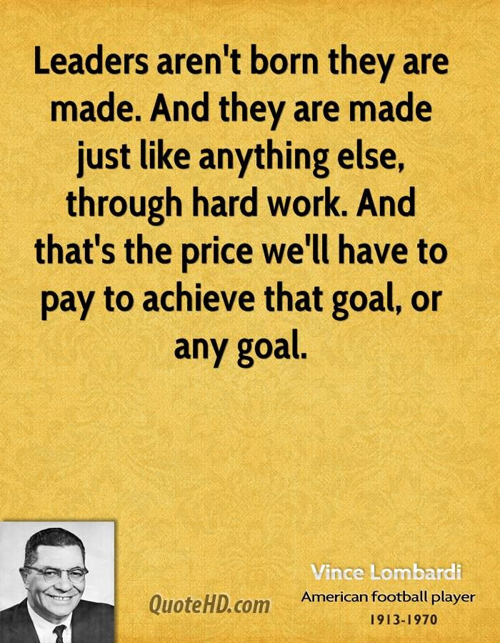 Vince Lombardi Quotes Endearing Coach Vince Lombardi Quotes  Vince Lombardi Work Quotes  Quotehd