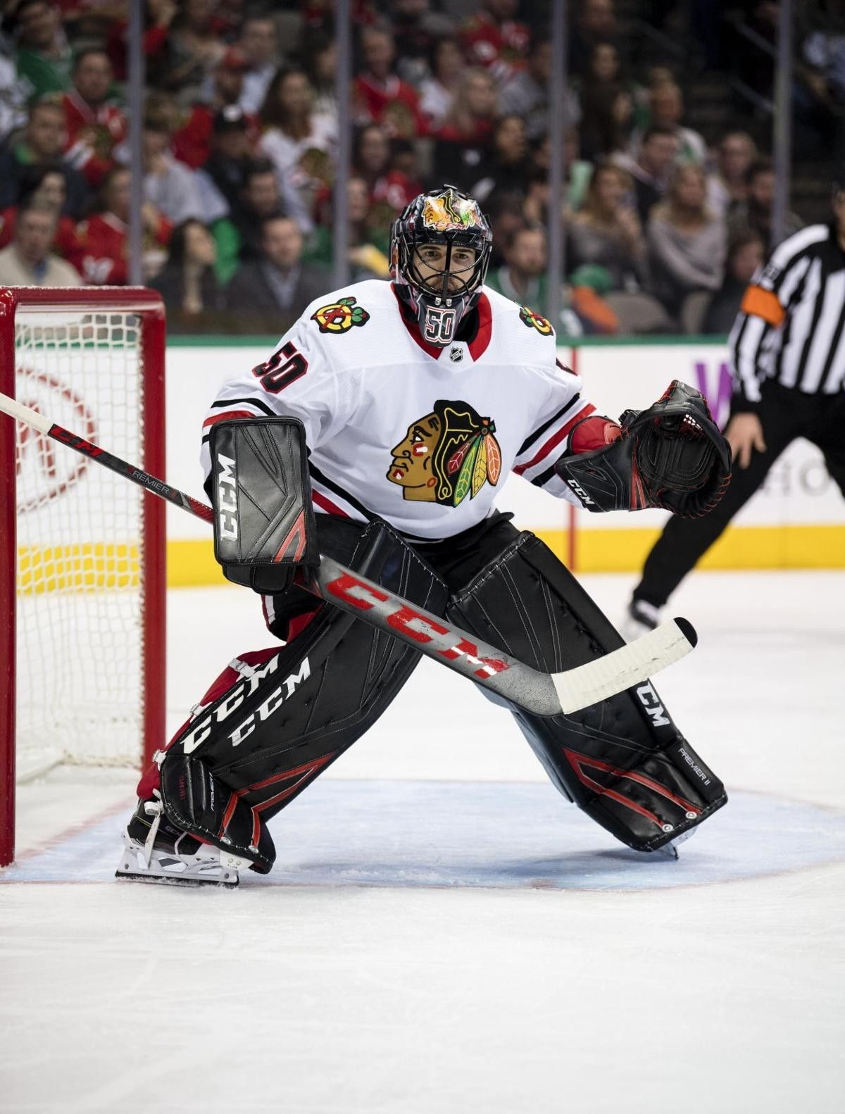 Pin By Big Daddy On Chicago Blackhawks Goalies Blackhawks Chicago Blackhawks Goalie