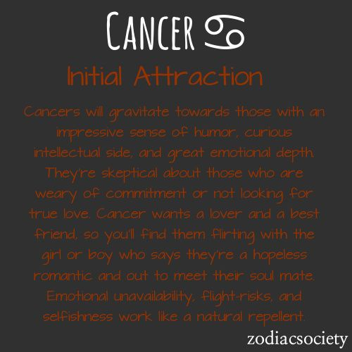 Astrology cancer hookup cancer astrology dates calendar