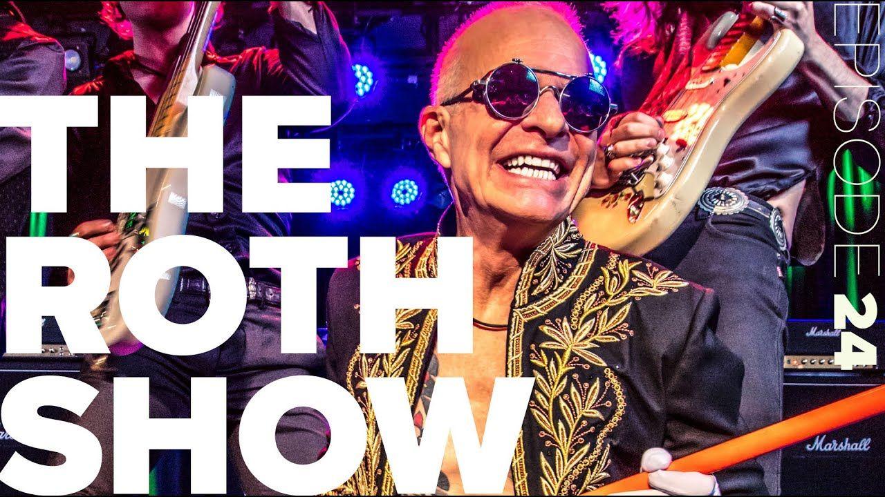 The New Roth Show 24 David Lee Roth Rocks Vegas In 2020 David Lee Roth David Lee Roth