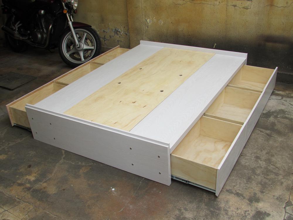 Bases para cama matrimoniales todos los tamaños minimalistas con ...