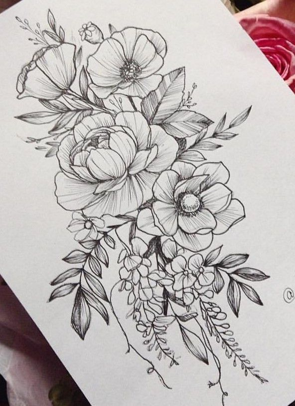 Pin By Mandy On Flowers Flower Tattoo Shoulder Tattoos Flower