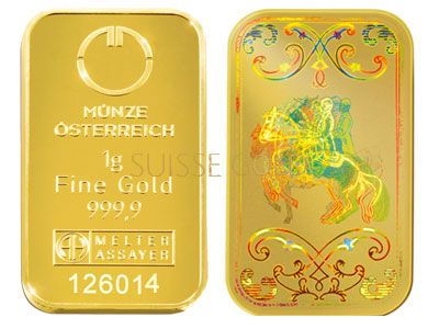 Credit Suisse Gold Bullion Bars For Sale 1 10 Gram Gold Bars Gold Bullion Bars Gold Bullion Gold Bar