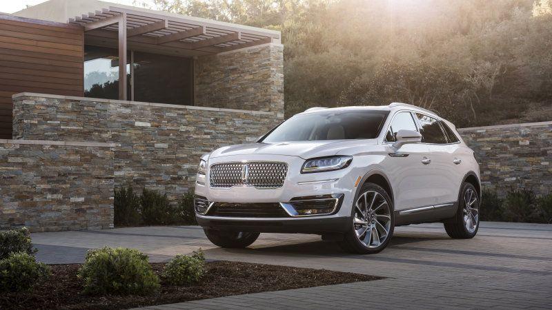2019 Lincoln Nautilus Midsize Suv Replaces Lincoln Mkx Best Midsize Suv Best Compact Suv Compact Suv