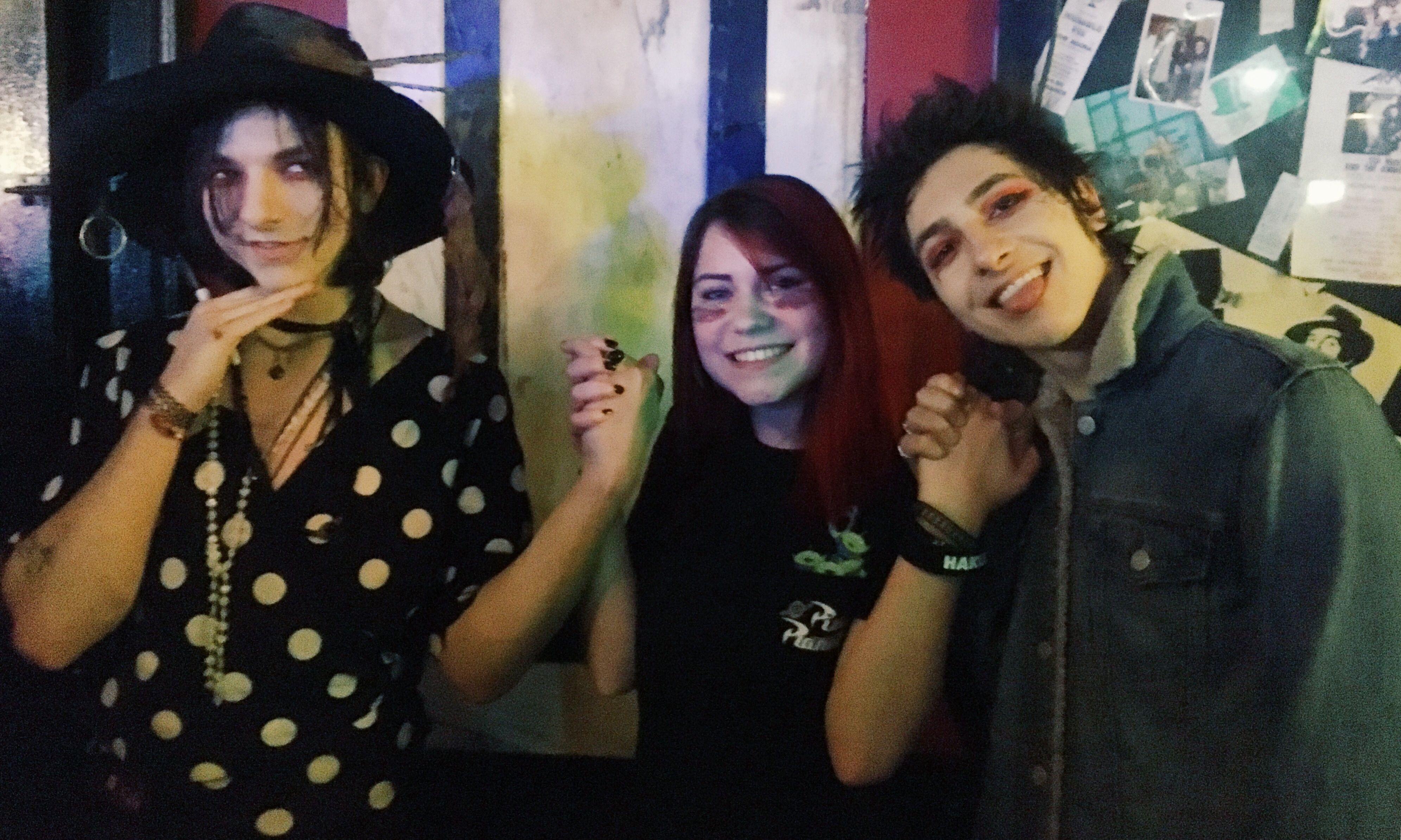 Palaye Royale Meet And Greet Bands Pinterest