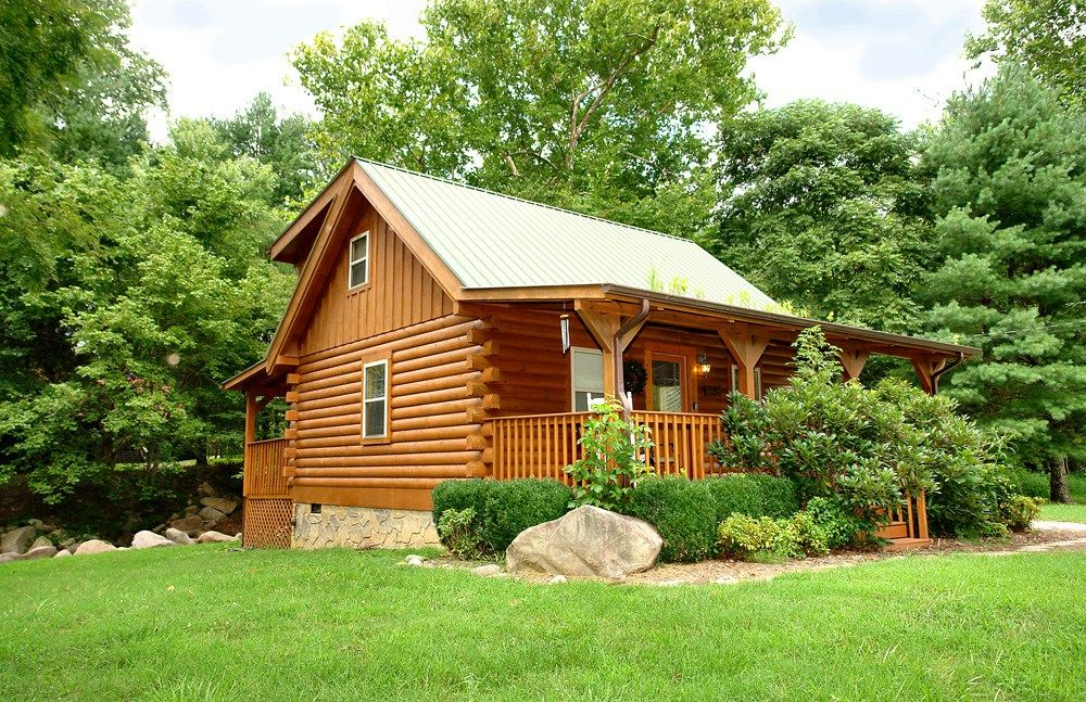 Cosby Creek features some of the finest vacation cabin