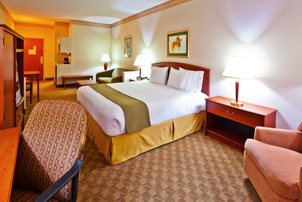 Holiday Inn Express Chattanooga Lookout Mountain King