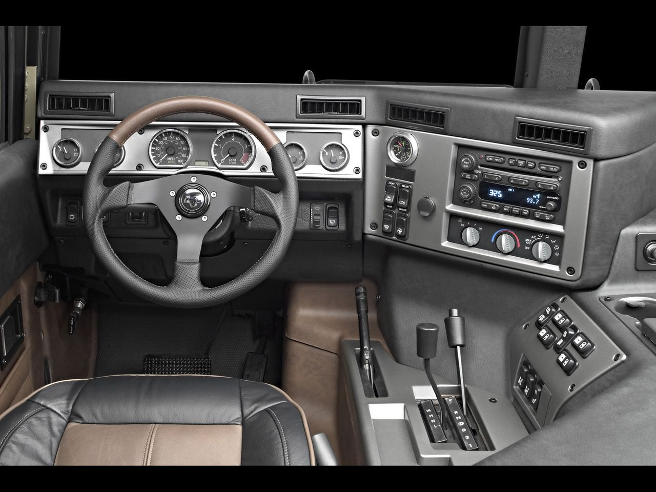 Hummer H1 How S The View From The Driver Seat Hummer Interior Hummer Cars Hummer H1