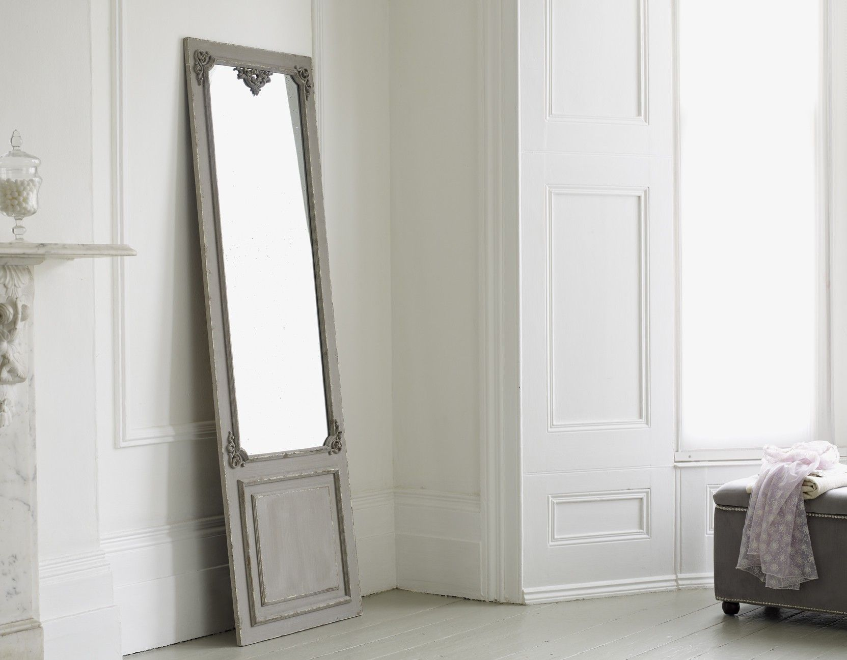 We Have Taken Inspiration From A French Chateau Salon Door And