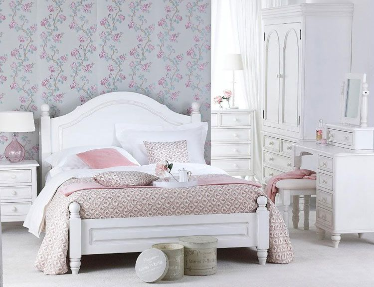 Camera da letto in stile shabby chic n.16 | Shabby chic bedrooms ...