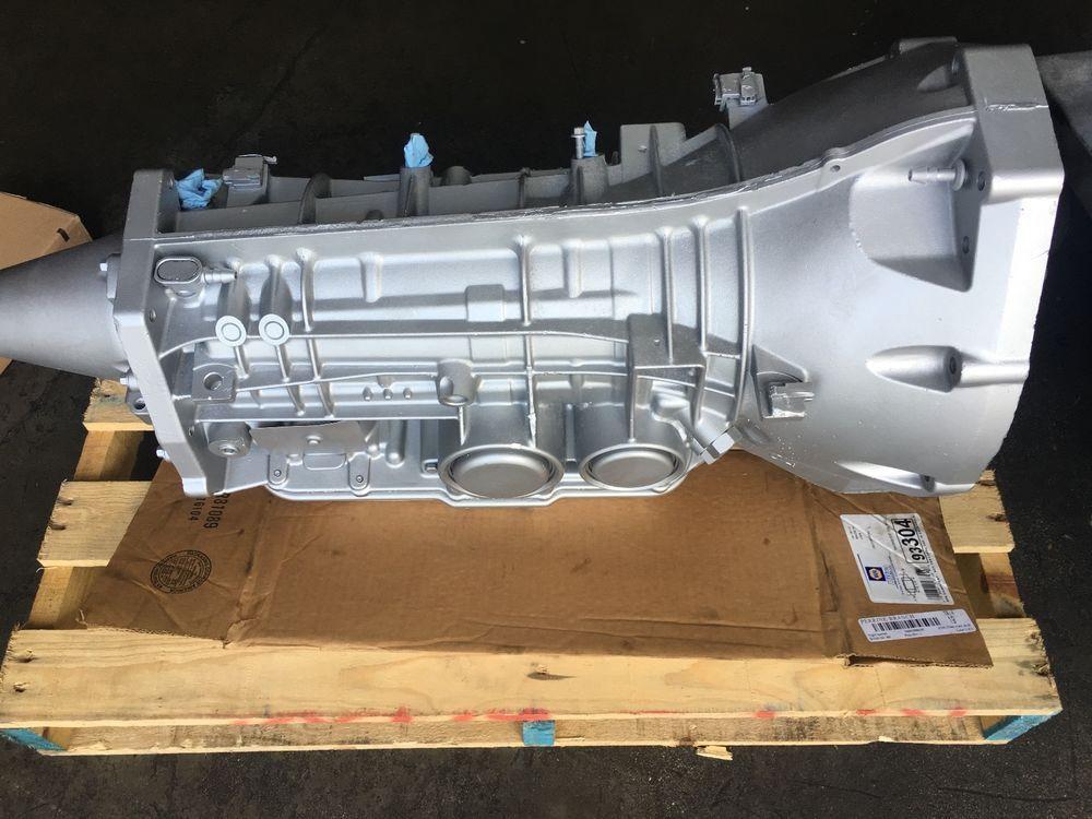 2004 Ford F150 4x4 Transmission