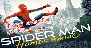 Spider Man Homecoming 2017 Full Tamil Dubbed Movie Online Free