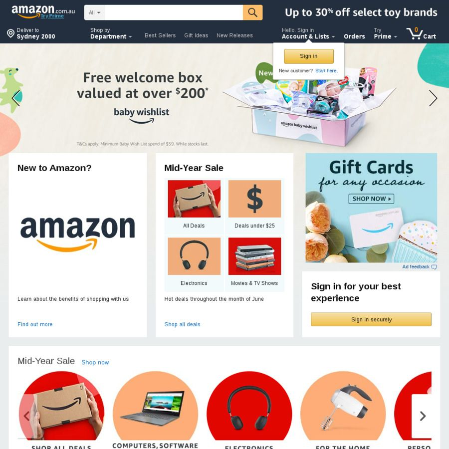Amazon Prime Free Expedited International Delivery No 49