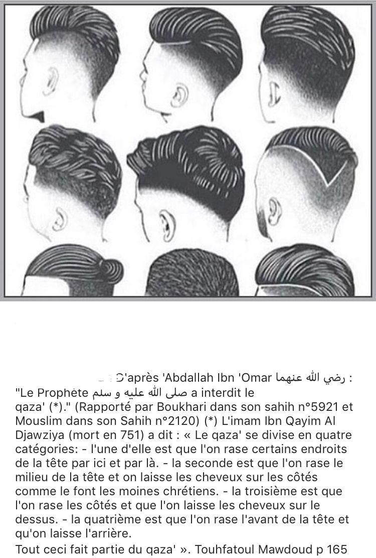 Coupe de cheveux femme islam