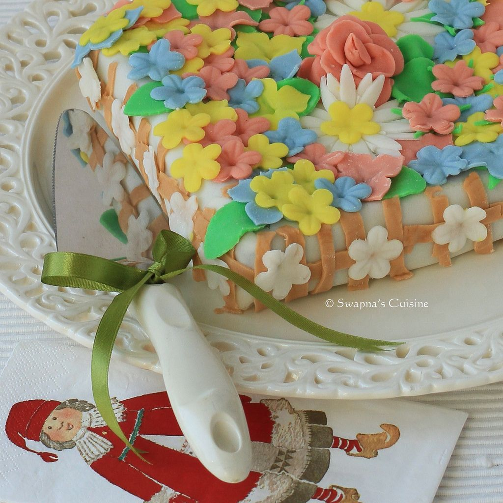 Marshmallow Fondant Icing Recipe MM Fondant Icing Recipe Food