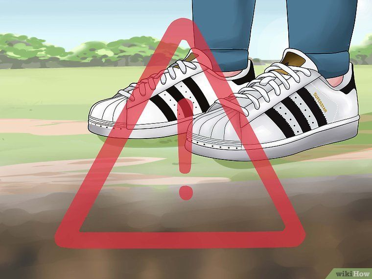 fa0679460460a0 3 Ways to Keep White Adidas Superstar Shoes Clean - wikiHow