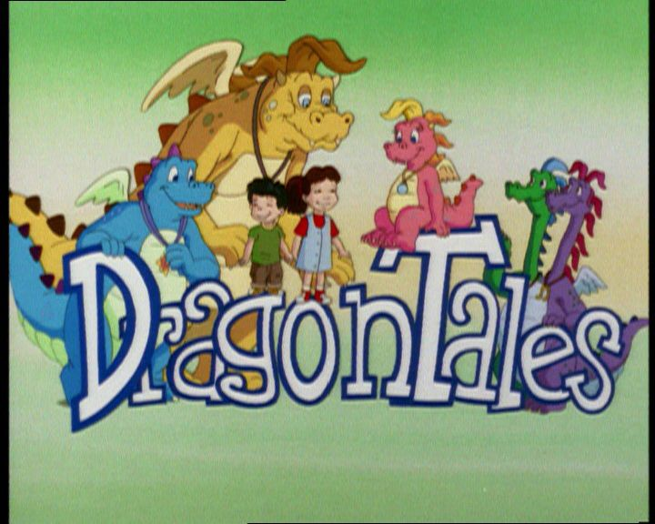 Dragon tales , dragon tales it's almost time for dragon tales! Come along, take my hand, lets all go to dragon laaaaaannnnddd!