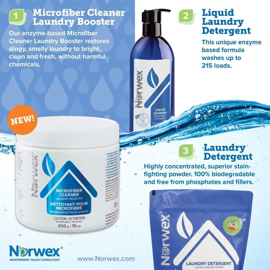 Www Jessicaquinlan Norwex Biz Norwex Laundry Detergent Norwex