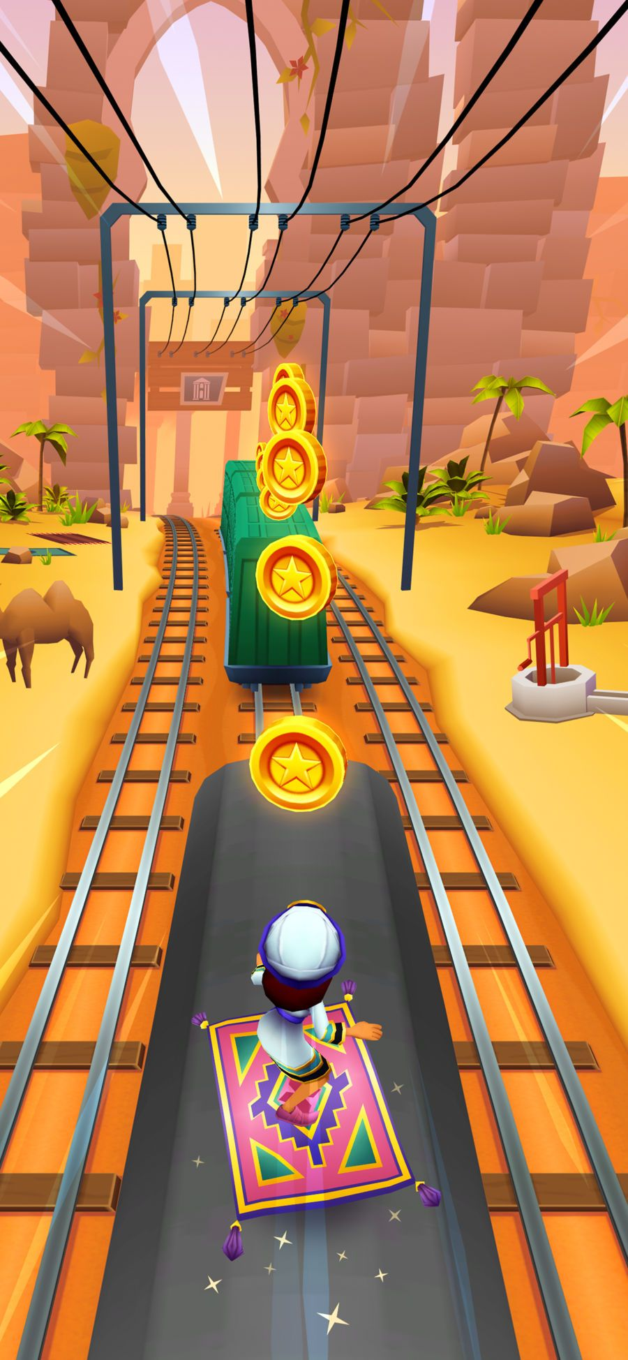 ‎Subway Surfers dans l'App Store Ipod, Ipod touch, Ipad