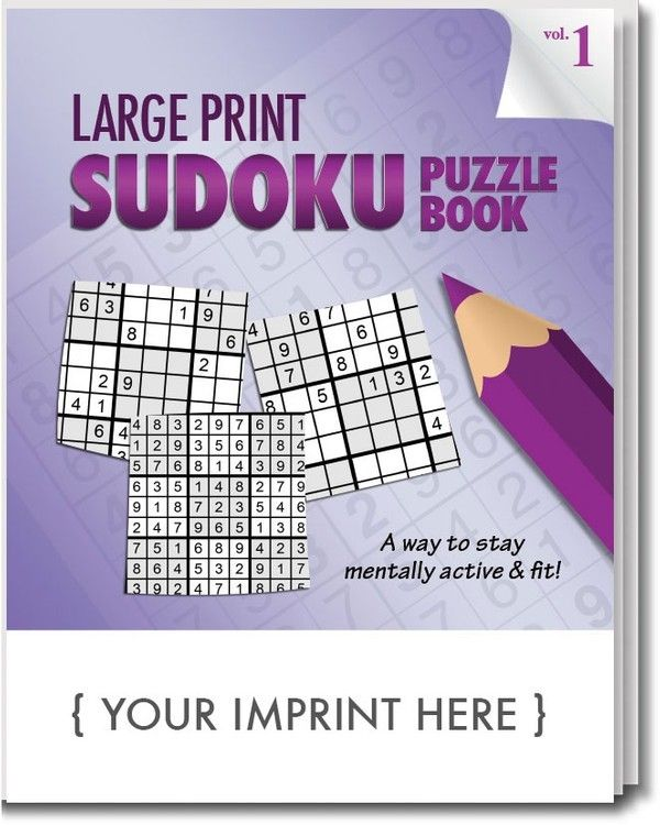 Exhibition Stand Crossword Clue : Puzzle book large print sudoku volume