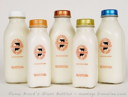 Milk In Glass Bottles Milk Packaging Plastic Milk Bottles